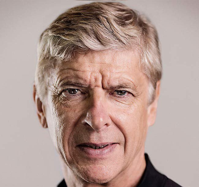 Arsene Wenger My Life in Red and White